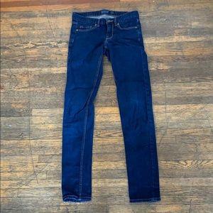 Patagonia Slim, Dark Wash, Size 27 Jeans